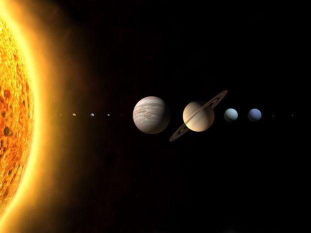 З учорашнього дня жителі Землі можуть спостерігати парад планет